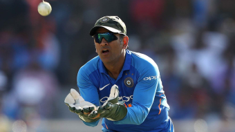 Dhoni is not in the squad against South Africa