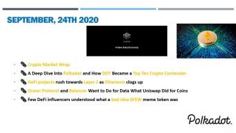 🗞 Daily Crypto News & Video, September, 24th💰