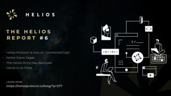 THE HELIOS REPORT #6