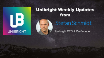 Unibright - 9th of September 2019 - Student projects, Tokenization presentations and partnerships.