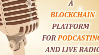 PodMiners (or blockchain + podcast / radio industry). General overview