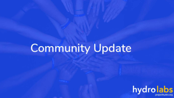 Hydro Labs Community Update. [GIVEAWAYS, HYDROGEN+ORACLE, COMMUNITY HANGOUTCALL, DEV UPDATE]