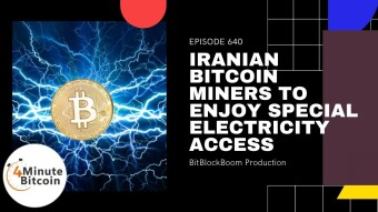 👉 Iranian Bitcoin Miners To Enjoy Special Electricity Access