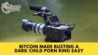 Bitcoin Made Busting A Dark Child Porn Ring Easy #405