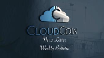 CloudCoin Newsletter
