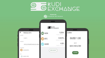 Announcing the Public Launch of Kudi Exchange — Powered by Ferrum Network