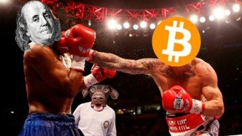 Bitcoin is increasingly winning the battle against the dollar, could we expect this confrontation to end?