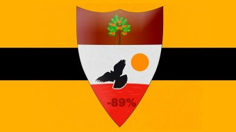 The Liberland's biggest problem is not its neighbor