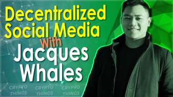 Discussing Decentralized Social Media With Jacques Whales