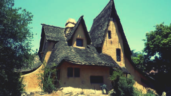 Halloween Countdown:The Spadena Witch House