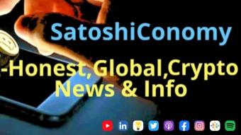 "SatoshiConomy says, ""Hello!"""