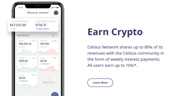How do You kill the banking industry? With a killer app of course: Celsius Wallet