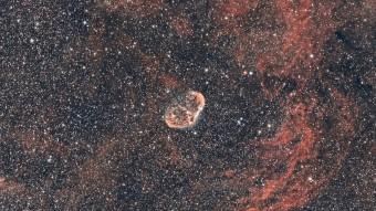 The Crescent Nebula - NGC6888