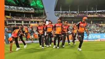 Hyderabad qualify for playoffs despite losing the final match