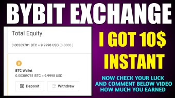 BYBIT THE NEW LEVERAGE EXCHANGE THAT WILL MAKE COMPETITION AT BITMEX  (WITH WELCOME BONUS)