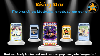 Make your own music with the Rising Star Game!
