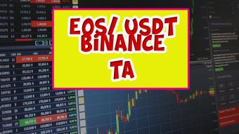 EOS / USDT technical analysis [BINANCE]