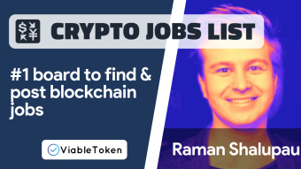 🎙Interview with Raman Founder of 💱 Cryptojobslist 🔥