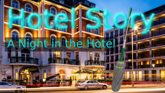 A Night in the Hotel   Story