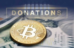 Cryptocurrencies Can Now Be Used To Send Donations For A Good Cause
