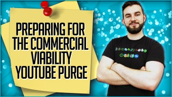 Preparing For The Commercial Viability YouTube Purge