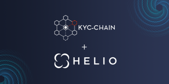 Deploying $100 Million: How Helio Lending Will Use KYC-Chain To Identify Customers