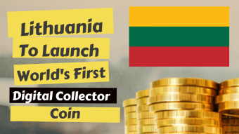 Lithuania To Launch World's First Digital Collector Coin