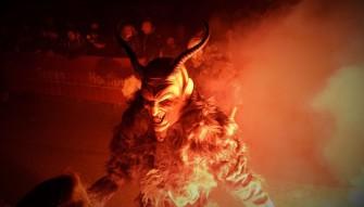 Folklore Thursday: Krampus Night in European Folklore
