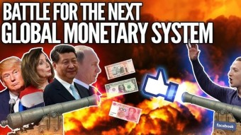 (IJCH) Urgent: Everyone using money really needs to watch this! (Mike Maloney - Global Monetary System Shift and the Worldwide Implications of Facebook's Libra)