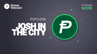 Know The Coin Podcast: PotCoin's Community Lead Josh In The City