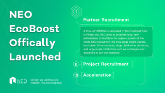 NEO EcoBoost  The $100M Fund That Aims to Support The Development of DAPPS And BlockchainGames on The Neo Ecosystem
