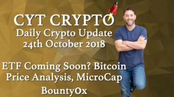 🔥ETF Coming Soon? 🔥 Bitcoin Price Analysis 🔥MicroCap Bounty0x 🔥