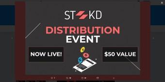 $50 VALUE DISTRIBUTION EVENT