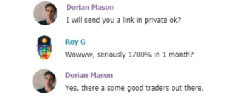 Anatomy of a Scam (Scripted Chats)