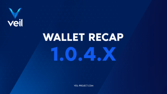 Zerocoin exploit update and Veil wallet v1.0.4.X release information