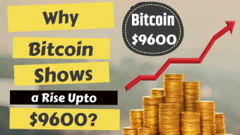 Why Bitcoin shows a Rise Upto $9600