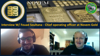 Novem Gold - A New Way To Own Gold In The 21st Century on Blockchain - W/ Fouad Soultana