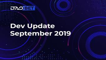 September Developers Update