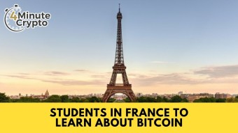 High School Students In France To Learn About Bitcoin #417