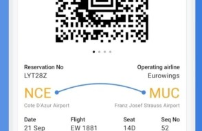 Boarding pass wallet Store your all boarding passes in one place by this app