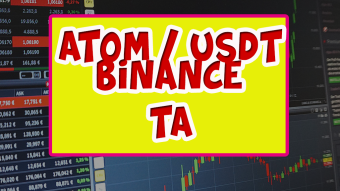 ATOM / USDT technical analysis [BINANCE]