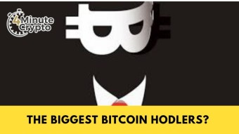 Who Are the Biggest Bitcoin HODLers? #400