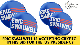 Swalwell Is Accepting Crypto Donations in his Bid for the Presidency