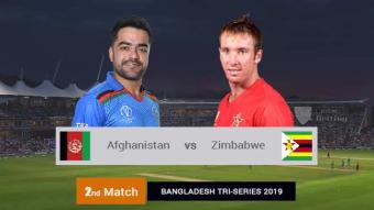 Afghanistan won by 28 runs.