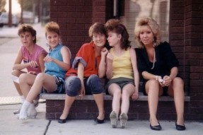 """""""Night girls"""" from the 80s"""