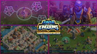 League of Kingdoms Land Sale Goes Live on 25/5