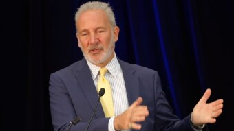 Accounts Belonging to Peter Schiff's Bank Under Investigation for Tax Evasion