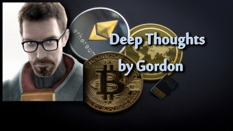 Crypto and Covid-19 Correlation Again- Gordon Files a Complaint