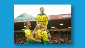 Norwich Pulls Off a Shocker at Home as They Inflict First Defeat of the Season on Man City