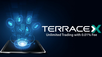 TerraceX - Earn CREDIT by mining based on POS algorithm